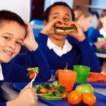 A alimentação escolar sob controle dos pais