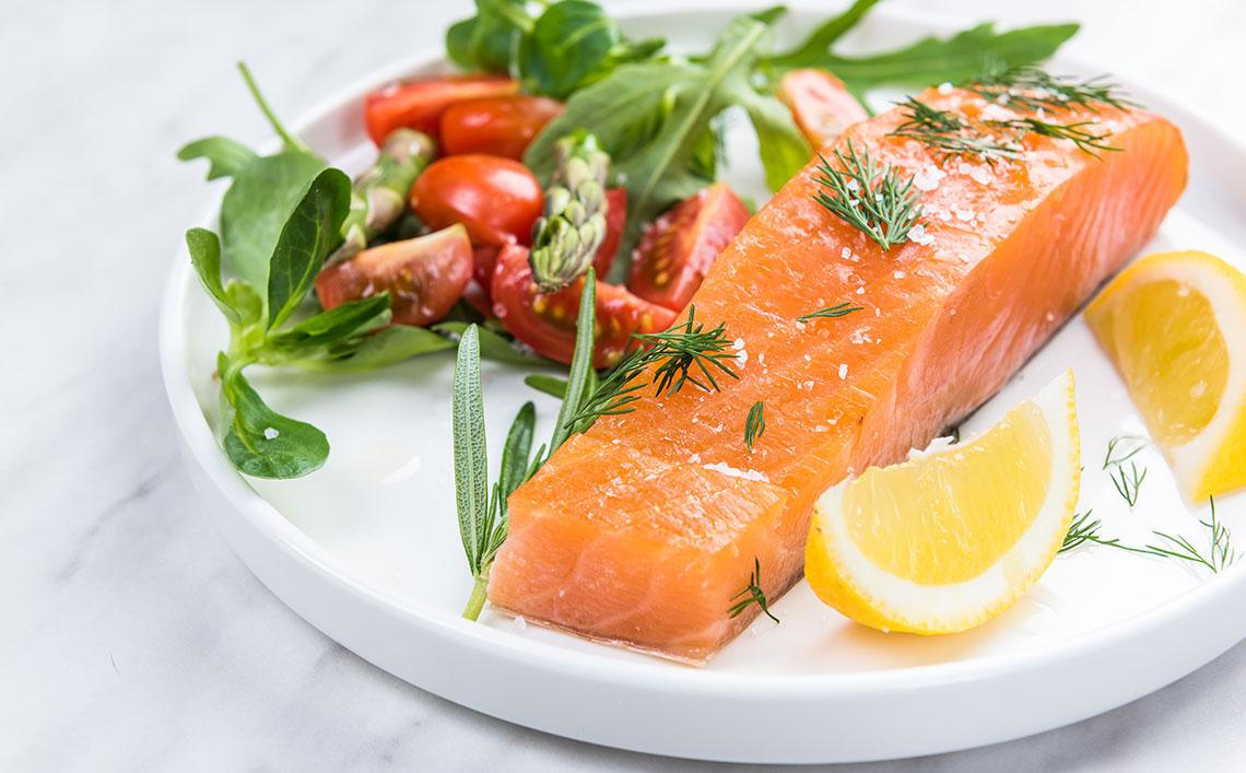 alimentação saudável empresas