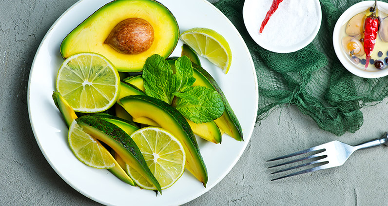 abacate dieta